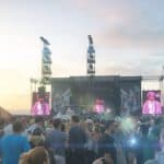 Lenny at Sunset Doesnt get much better KAABOO LennyKravitz DelMar
