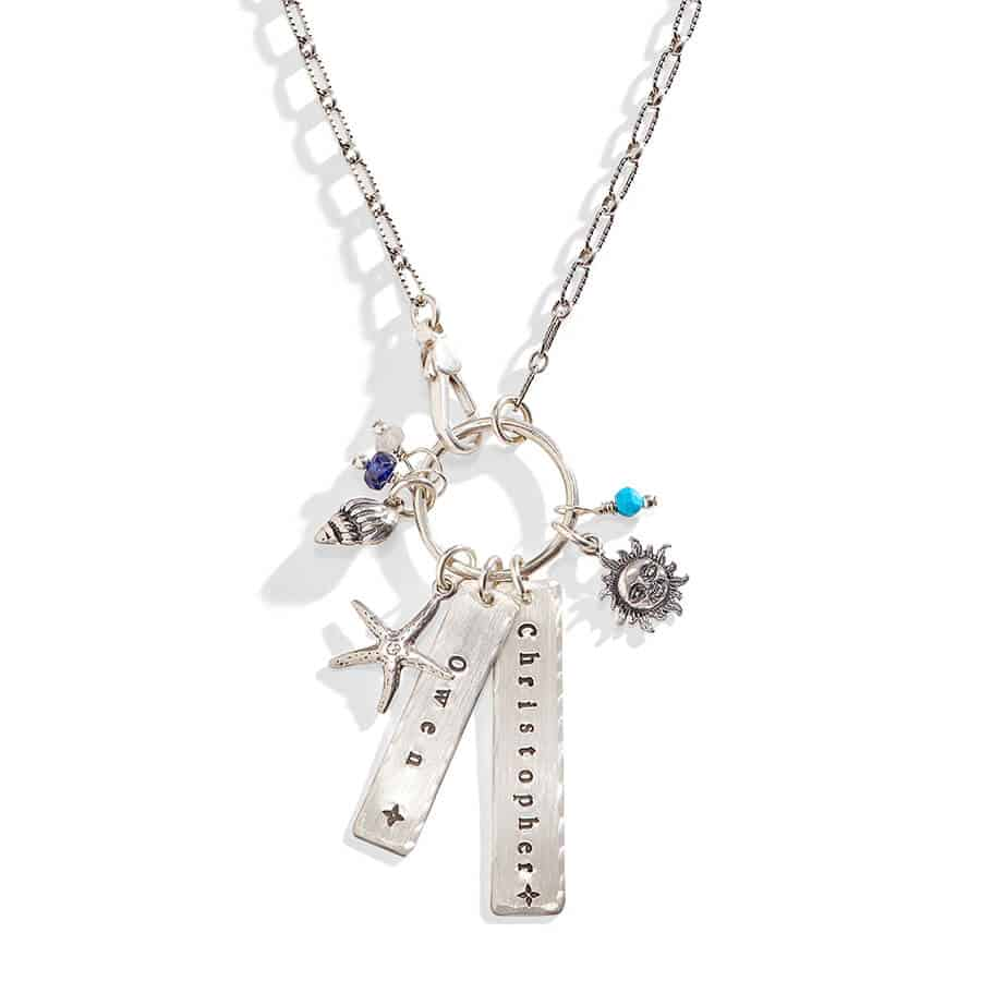 Memory Catcher personalized necklace