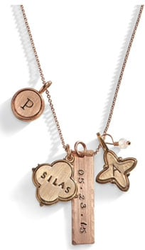 Unique Personalized Jewelry by Three Sisters Jewelry